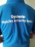 Dystonia shirt Muscles Behaving Badl