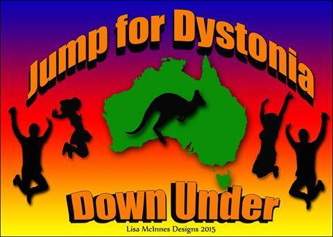 JUMP FOR DYSTONIA DOWN UNDER