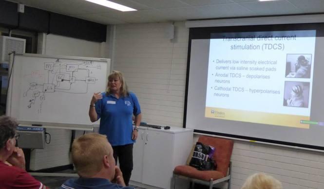 Lynley Bradnam Presentation