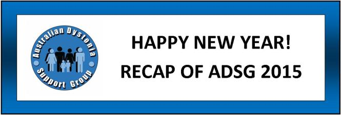 Recap of ADSG 2015