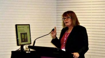 Parkinson's Conference Dystonia session Dr Lynley
