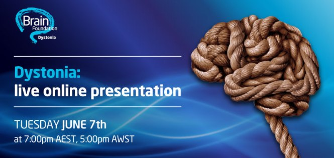 Brain Foundation Dystonia online Presentation